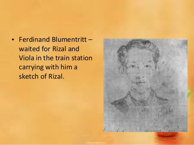 reaction on rizal s tour in europe Reaction paper to rizal  reaction paper in the movie jose rizal the movie tells the life story of jose rizal, the national hero of the philippines.