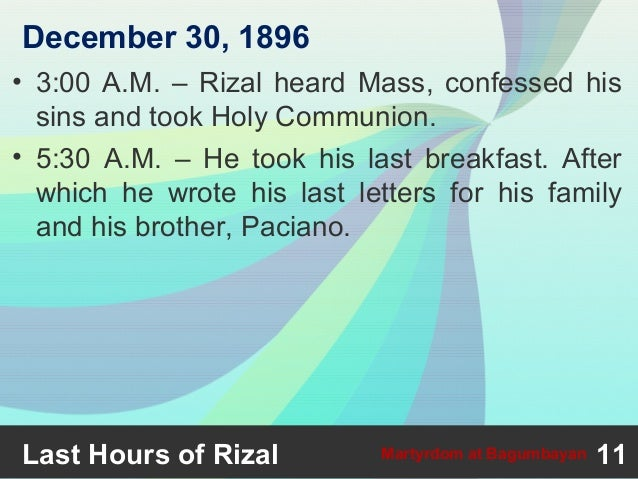 Rizal's retraction: Truth vs Myth