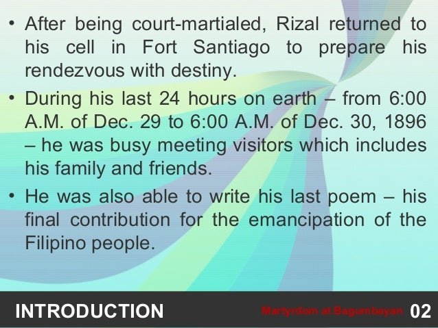 Contributions of jos rizal during the