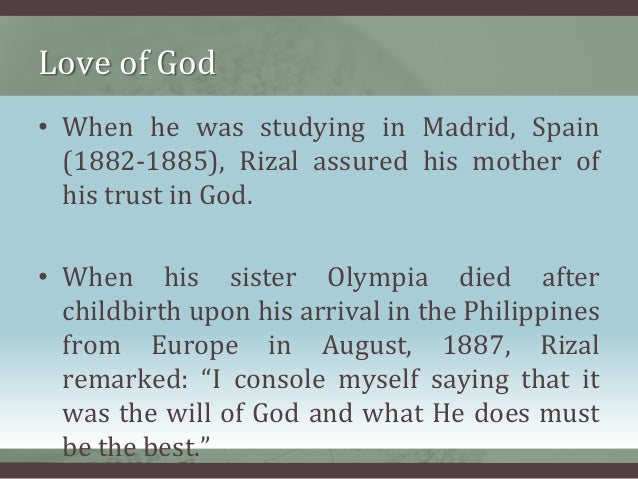 life of olympia rizal Genealogy for olimpia alonso rizal (mercado) (1855 - 1887) family tree on geni,  with over 185 million profiles of ancestors and living relatives.