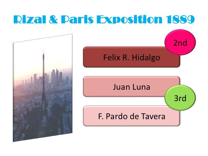rizal second sojourner in paris Second travel of rizal travels of rizal second travel (1888 – 1892) universal exposition in paris o eiffel tower o kidlat club.