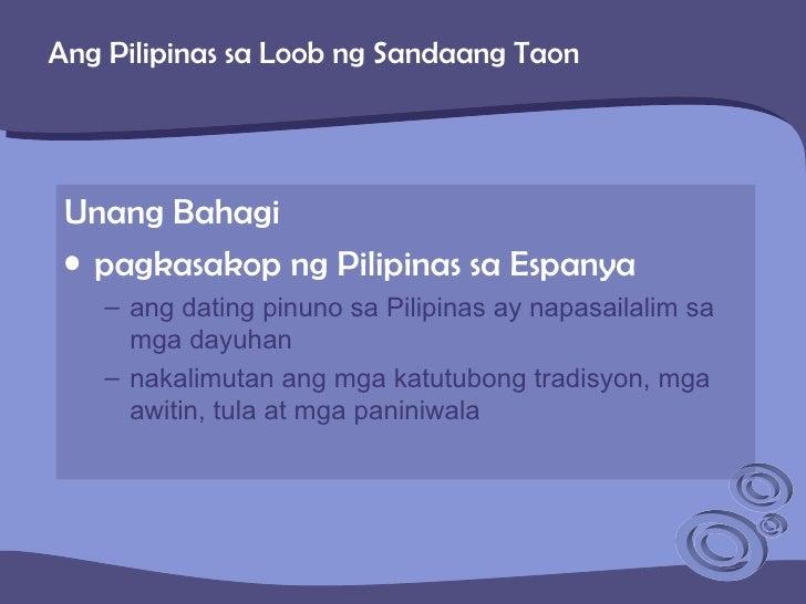 Ang dating pinuno ng pamahalaang barangay noong 1