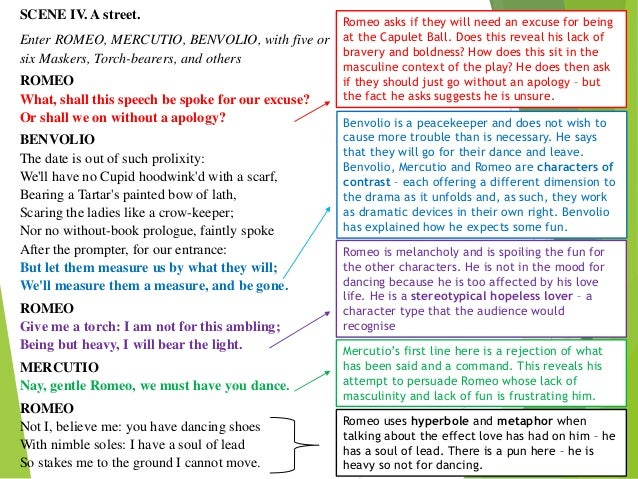 how love is presented in act 1 scene 5 romeo and juliet In love romeo: out--152: benvolio: of love  explanatory notes for act 1, scene 1 from romeo and juliet ed k  4 and 5) romeo and juliet and the rules of.