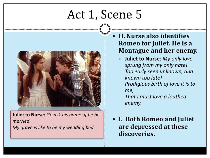 romeo and juliet impulsive acts In the play, the tragedy of romeo and juliet, written by william shakespeare, there are several contributions, which end the play tragically when romeo first meets juliet at the capulet's ball, which by the way he is not supposed to be at in.