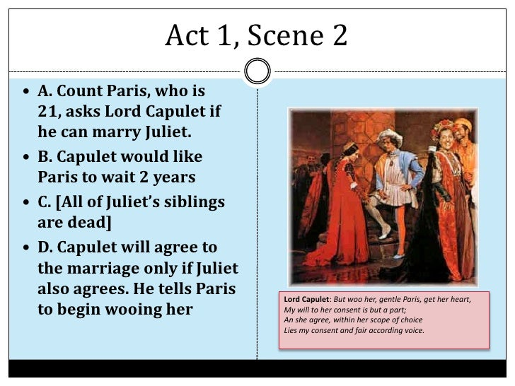 romeo and juliet simple summary