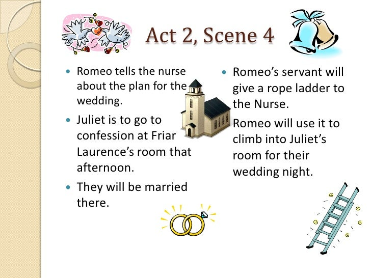 romeo and juliet act 2 scenes 3 6 notes
