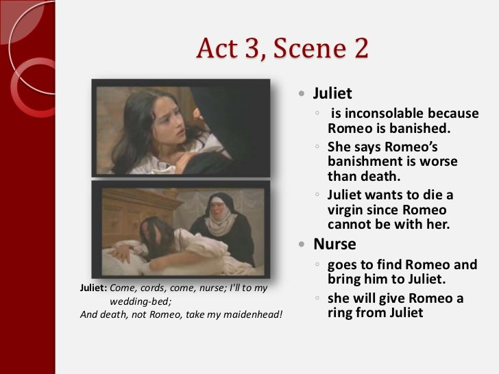 describe the relationship between juliet her mother and nurse
