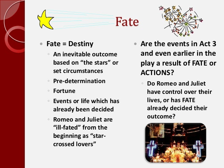 romeo and juliet act summary notes fate<br