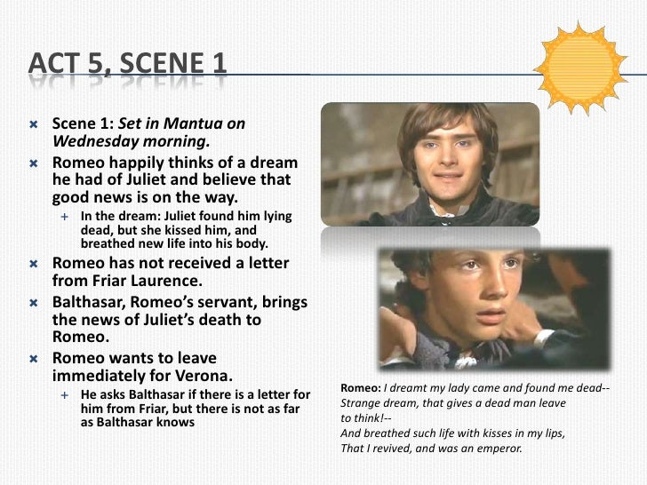 An analysis of act three scene five in romeo and juliet by william shakespeare