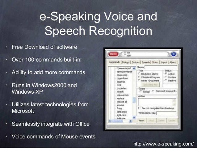 essay on voice recognition Free voice recognition papers, essays, and research papers.