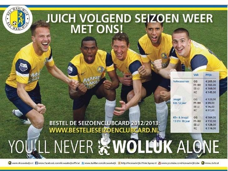 Rkc Waalwijk Nieuws