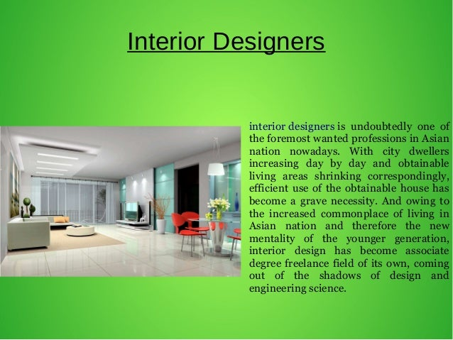 Freelance Interior Designers In Chennai