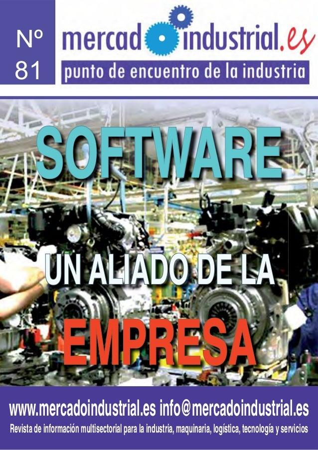 www.mercadoindustrial.esinfo@mercadoindustrial.es Revistadeinformaciónmultisectorialparalaindustria,maquinaria,logística,t...