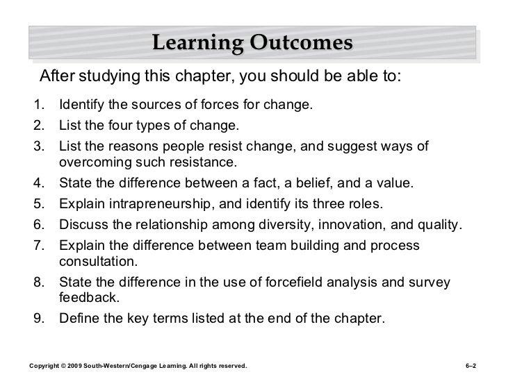 Chapter 6 - Managing Change: Innovation and Diversity Slide 2