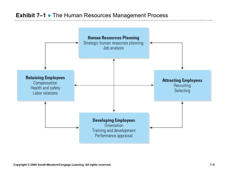 Human resource critical thinking