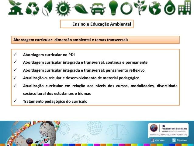 Muitas vezes Rl educação ambiental LI95
