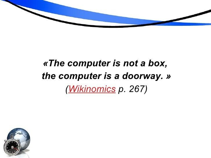 Le Web au profit de votre chaîne d'approvisionnement. Slide 3