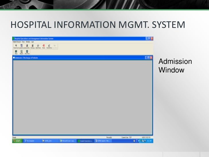 hospital information management system objectives Advertisements: management information system: (definition and objectives) with the coming of the computer age, management information system [ie mis) is becoming popular in the corporate.