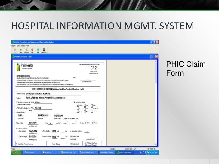 advanced hospital management information system Specifications: saral-system is the hospital management information system  which  hospital management advance software (hmas) developed to use in.