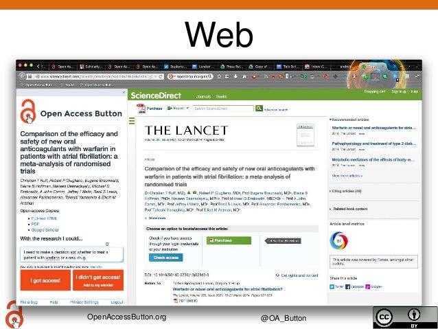 OpenAccessButton.org @OA_Button Web Click wishlist.