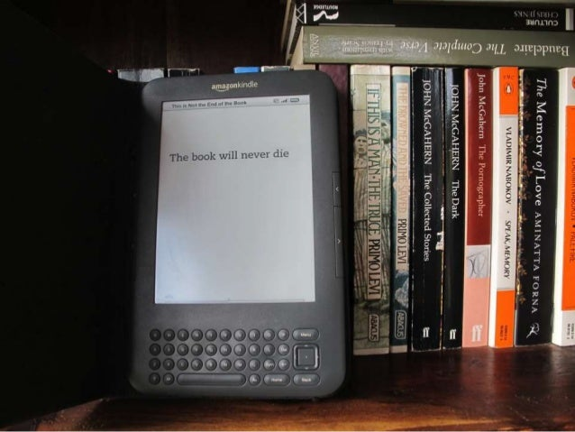What we talk about when we talk about ebooks