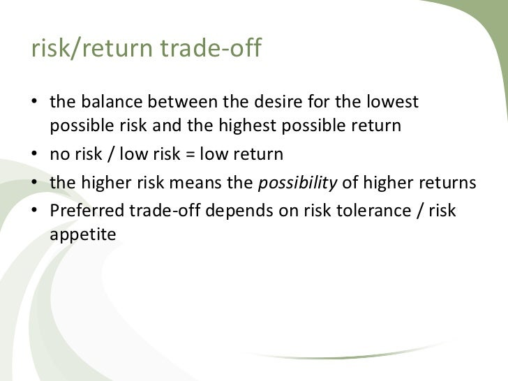 Risk vs uncertainty• risk - variability that can be quantified in terms of  probabilities• uncertainty - variability that ...