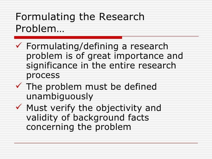 importance of objectivity in research process Nas report definition: for individuals research integrity is an aspect of moral   ultimately research integrity means examining the data with objectivity and being .