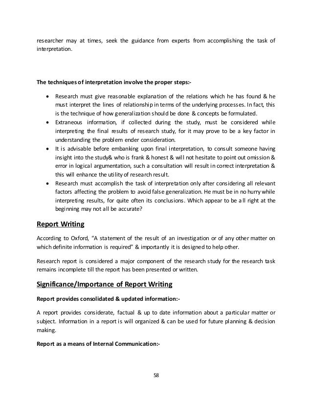 report writing in research methodology Genres in academic writing: research report methods the method describes the steps that you followed in conducting your study and the materials you used in each step.