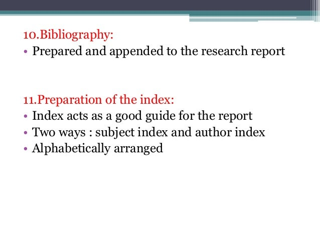 Mechanics of writing research report pdf