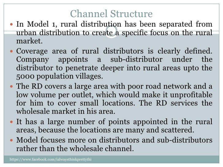 Distribution Channels and Marketing Analysis