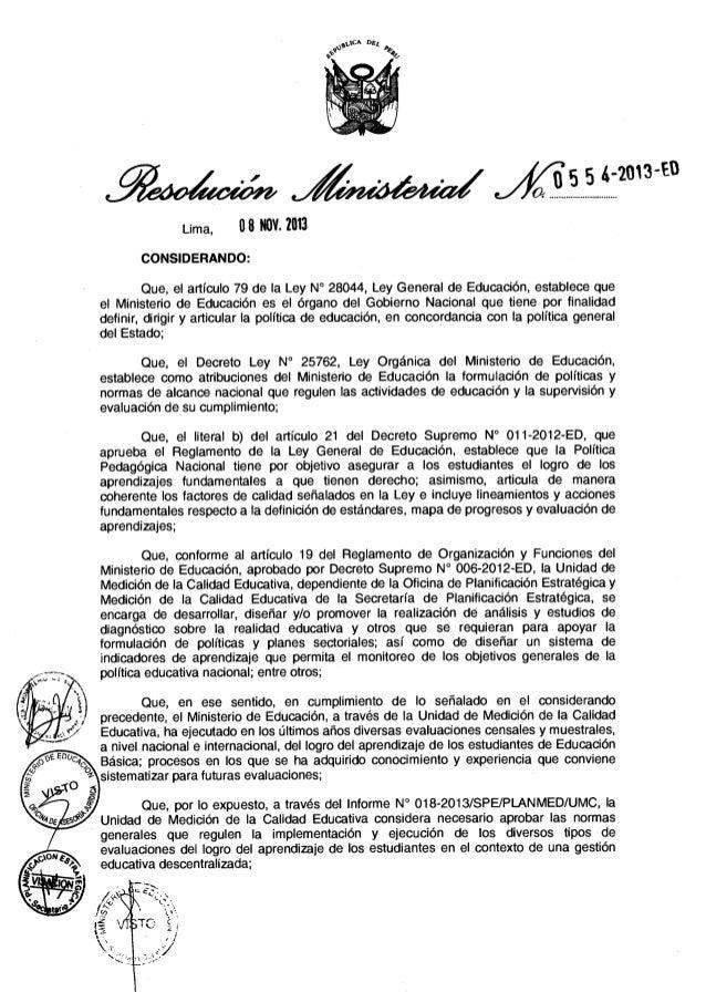 Rm 0554 2013   norma técnica