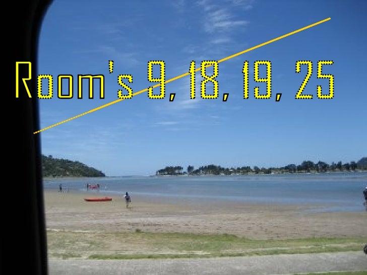 Camp Pauanui 2009 Room's 9, 18, 19, 25