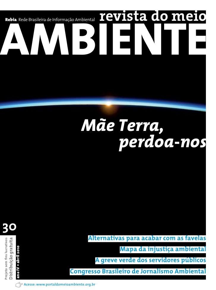 revista do meio  amBiente           Rebia Rede Brasileira de Informação Ambiental                                         ...