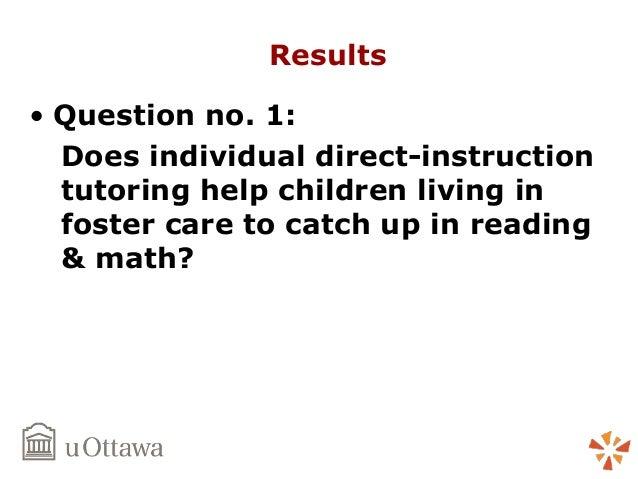 [Canada] Marquis, R. & Flynn, R. (2014). Gender effects in