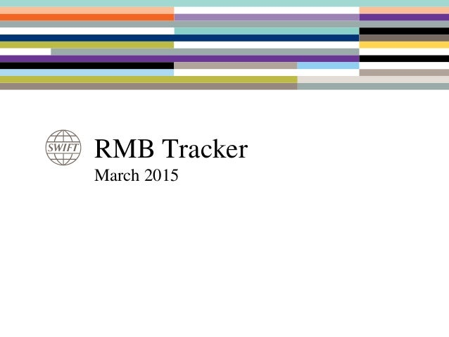 RMB Tracker March 2015