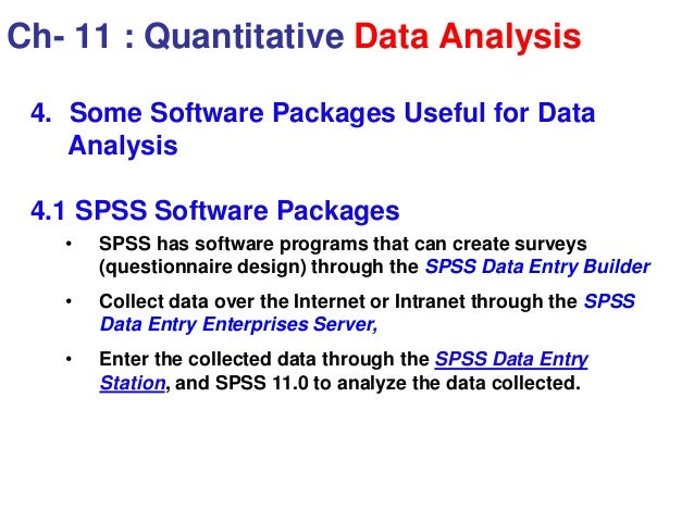 Spss Data Entry Builder