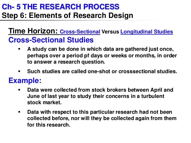 Research Method For Business Chapter 5