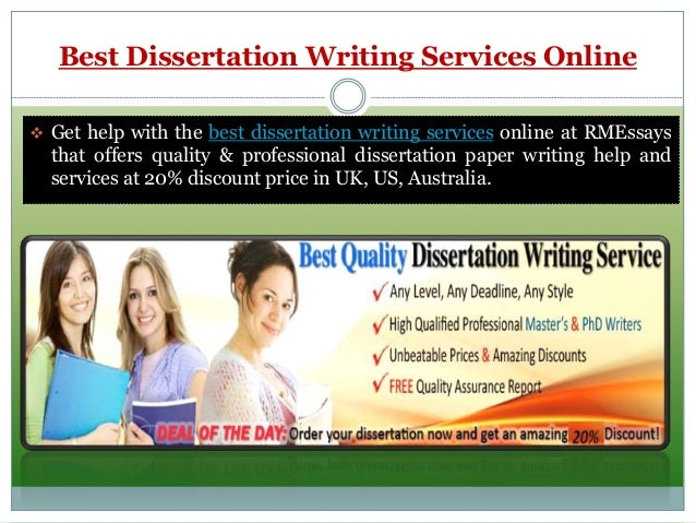 Best dissertation writing service uk cheap