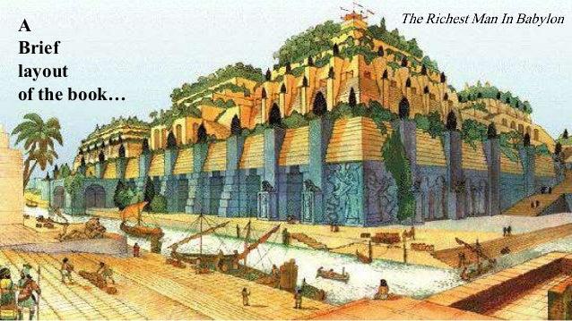the richest man in babylon essay The hajj: collected essays 288 pages  the richest man in babylon 191 pages.