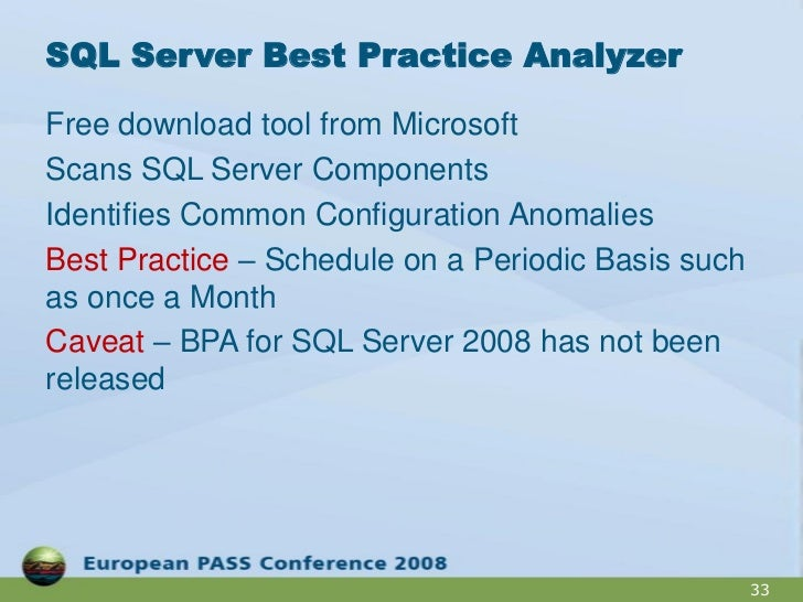 Hardening a SQL Server 2008 Implementation
