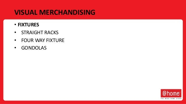 Visual Merchandising In Retail Outlets