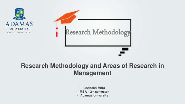 Research Methodology: Business and Management Contexts