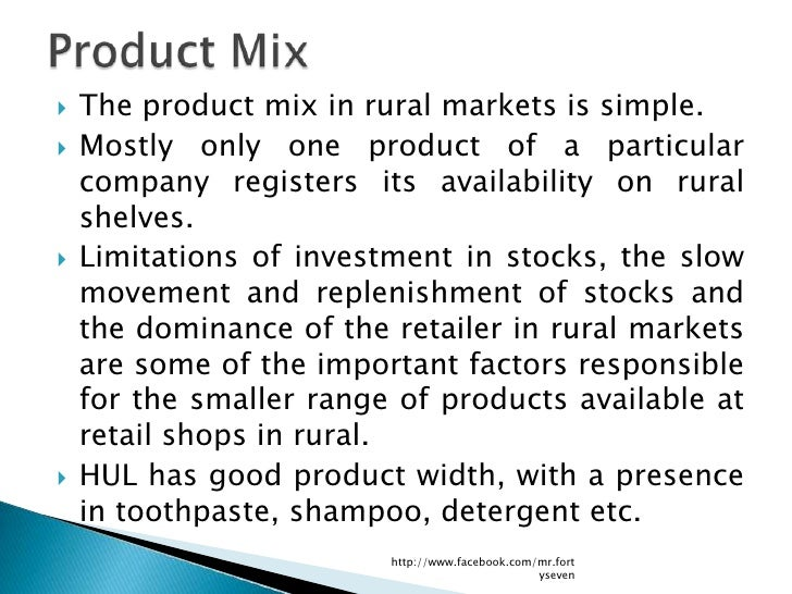 marketing mix strategy in rural markets Marketing mix elements for rural the marketing manager has a challenging task to design marketing mix strategies for the rural place mix: rural markets face.