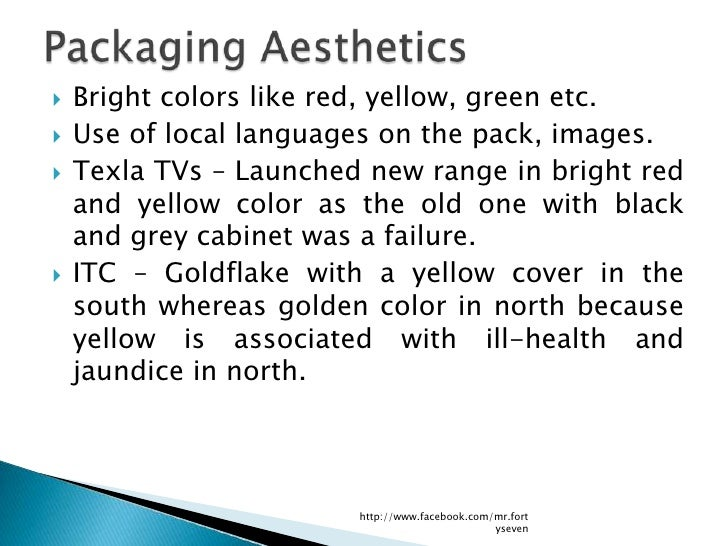    Bright colors like red, yellow, green etc.   Use of local languages on the pack, images.   Texla TVs – Launched new ...