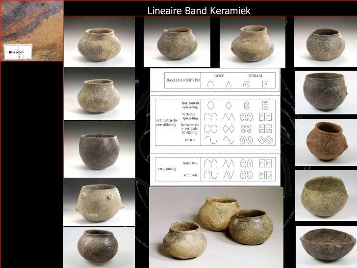 Lineaire Band Keramiek