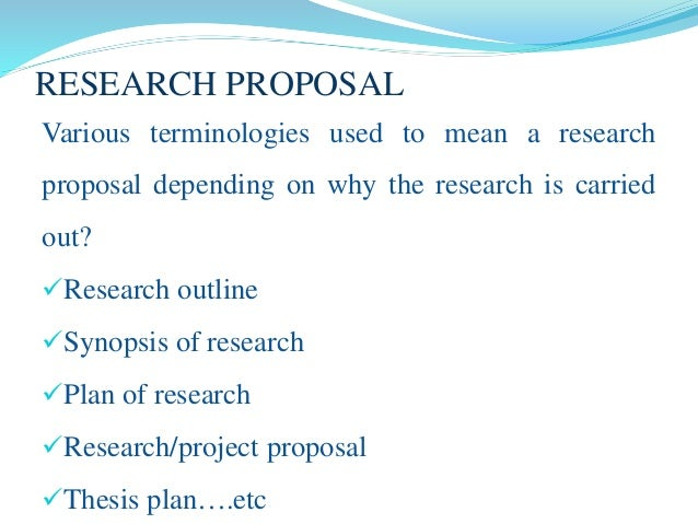 Research proposal on motivation