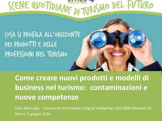 G&M Network Srl - Lidia Marongiu Lidia Marongiu - Consulente di Strategia e Digital marketing, CEO G&M Network Srl Rimini,...