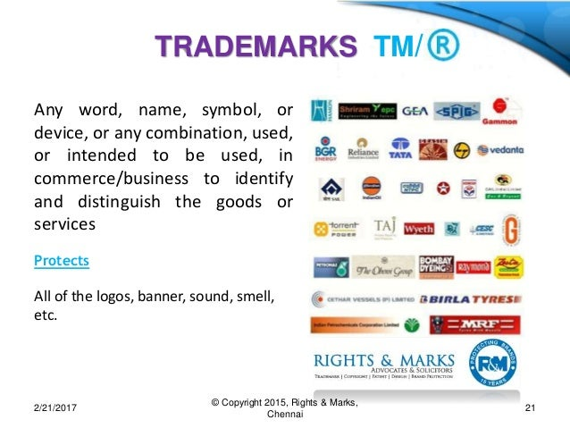 Rights Marks Intellectual Property Ip Trademark Patent Copy
