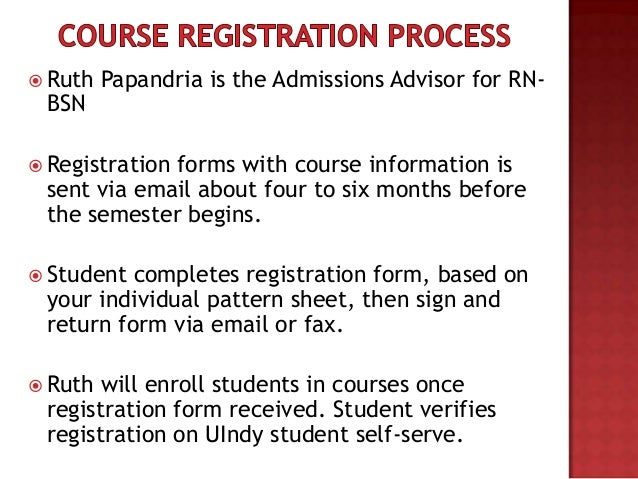 open house registration form