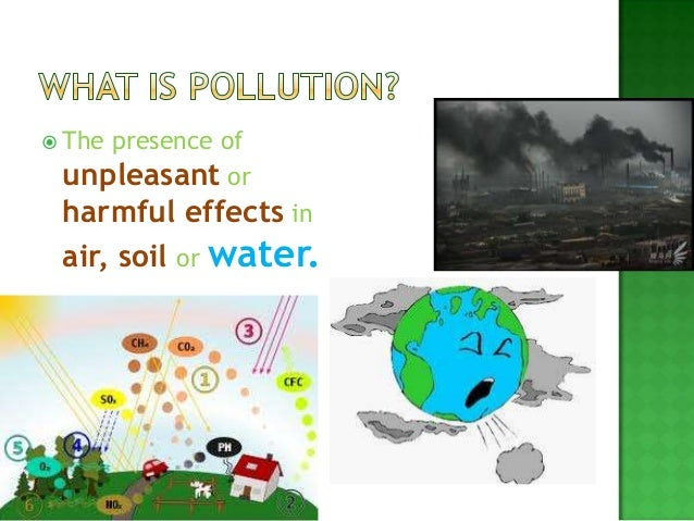  Soil Pollution:- Soil, or land pollution, is  contamination of the soil that prevents natural  growth and balance in the...